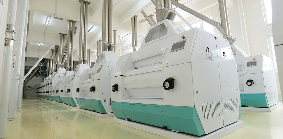 الصين 1400TPD مصنع طحن القمح