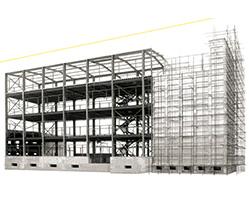 في عام 2008، طورت مطحنة الدقيق الكاملة من سلسلة المباني الهيكلية الفولاذية الجديدة في العالم بنجاح بشكل مستقل
