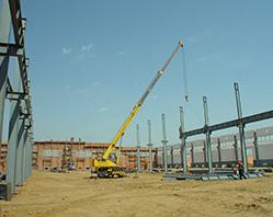 في عام 2012، بدأت بناء مشروع التوسع لخط إنتاج معدات معالجة الحبوب رسميًا